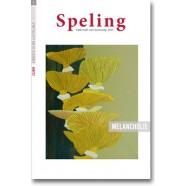 Speling - herfst 2021 - Melancholie (verschijnt 25 september)