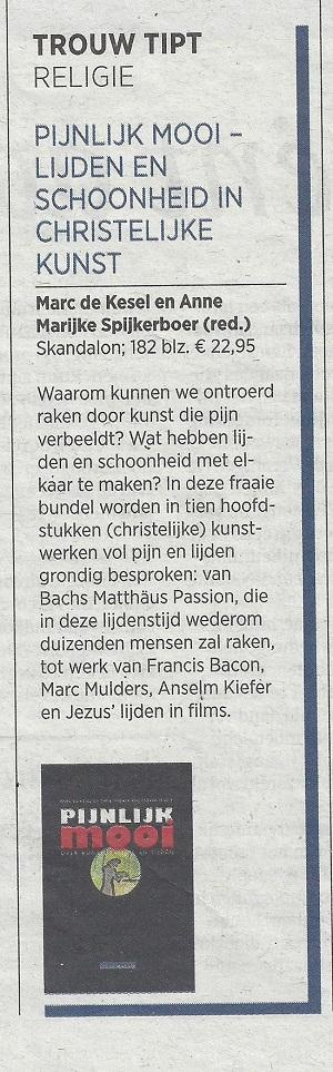 Dagblad Trouw tipt